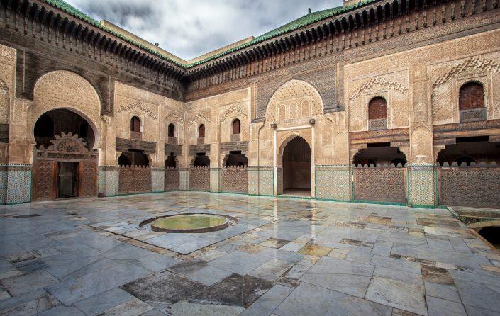 Medersa Bou Inania Morocco