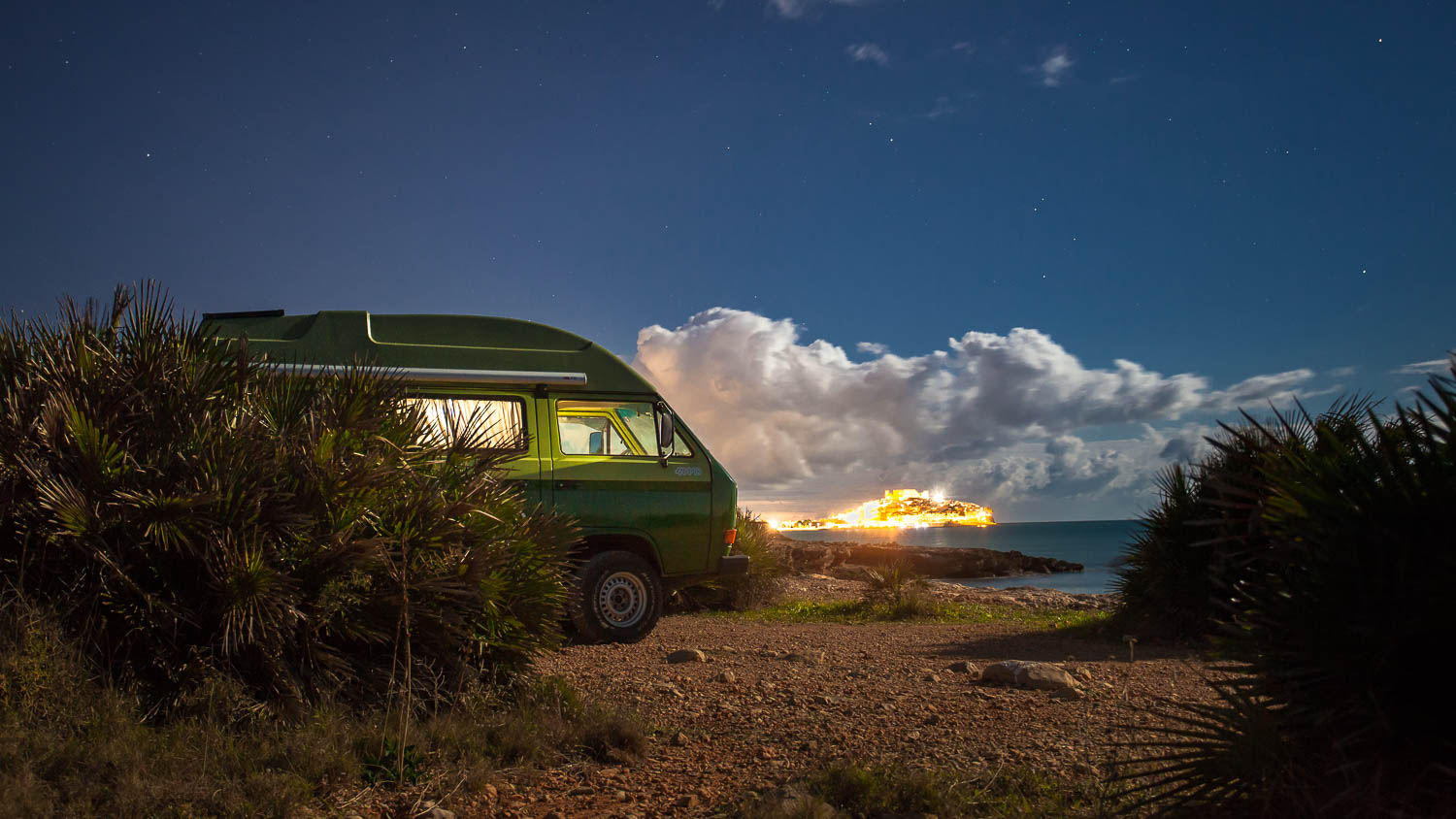 Vanlife with T3 Syncro