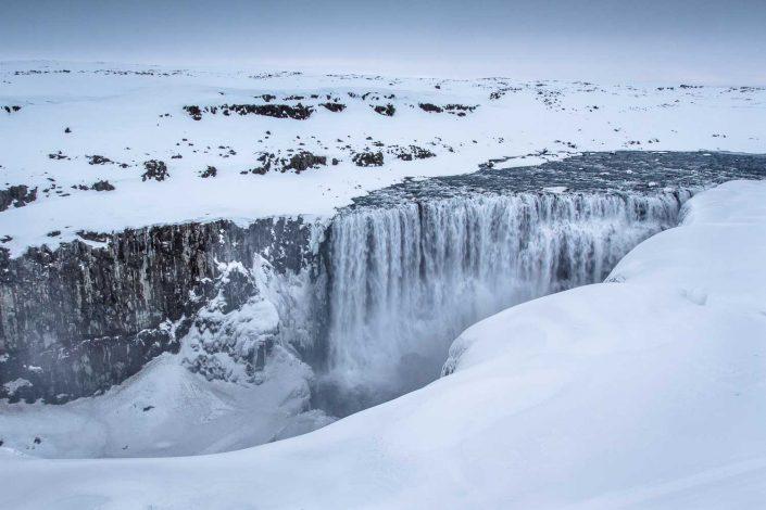 Iceland - Dettifoss