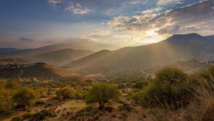 El Chorro Mountains