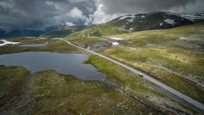 Nowegen Hochland - Jotunheimen Nationalpark