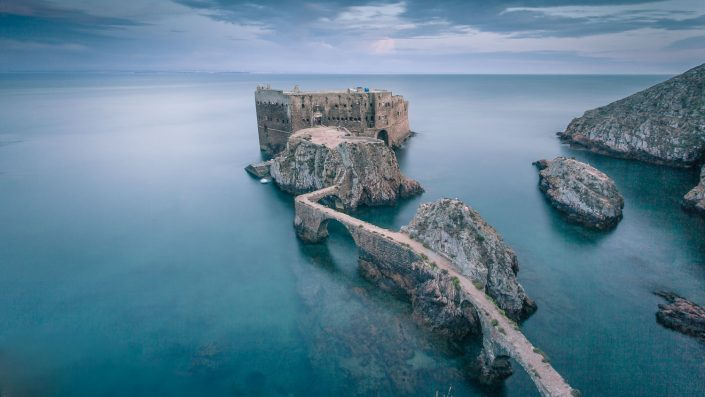 Fort at Peniche